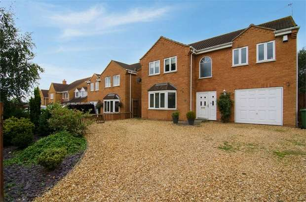 4 Bedrooms Detached House for sale in Windsor Road, Yaxley, Peterborough, Cambridgeshire
