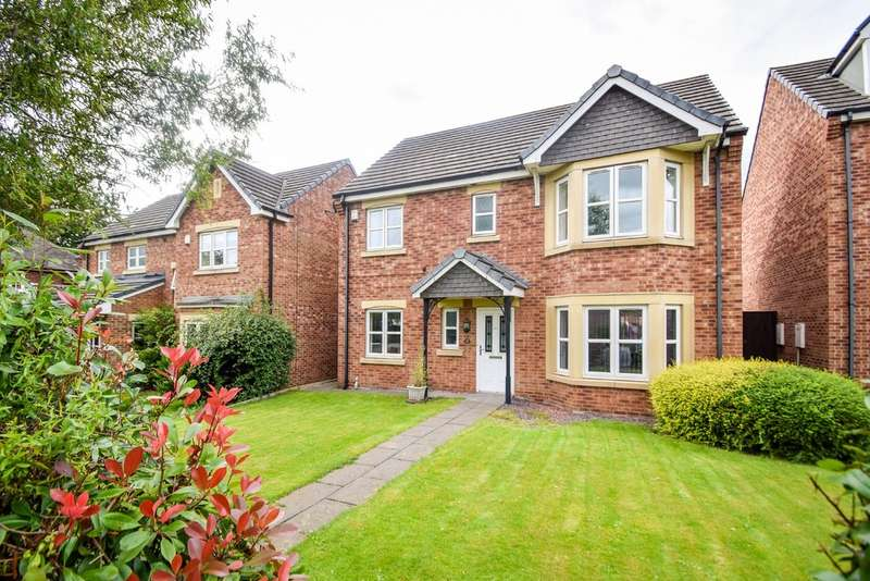 4 Bedrooms Detached House for sale in St Annes Drive, Wakefield