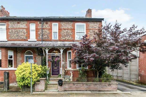 3 Bedrooms End Of Terrace House for sale in Borough Road, Altrincham