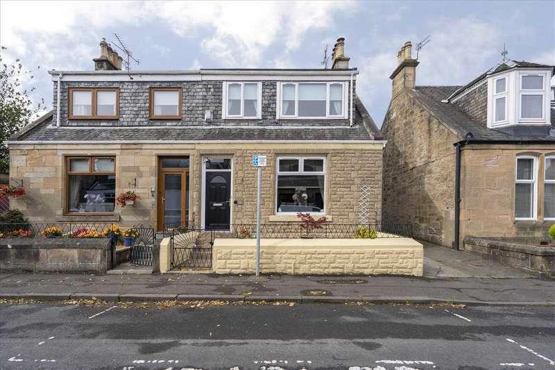 3 Bedrooms Semi Detached House for sale in Watson Street, Falkirk