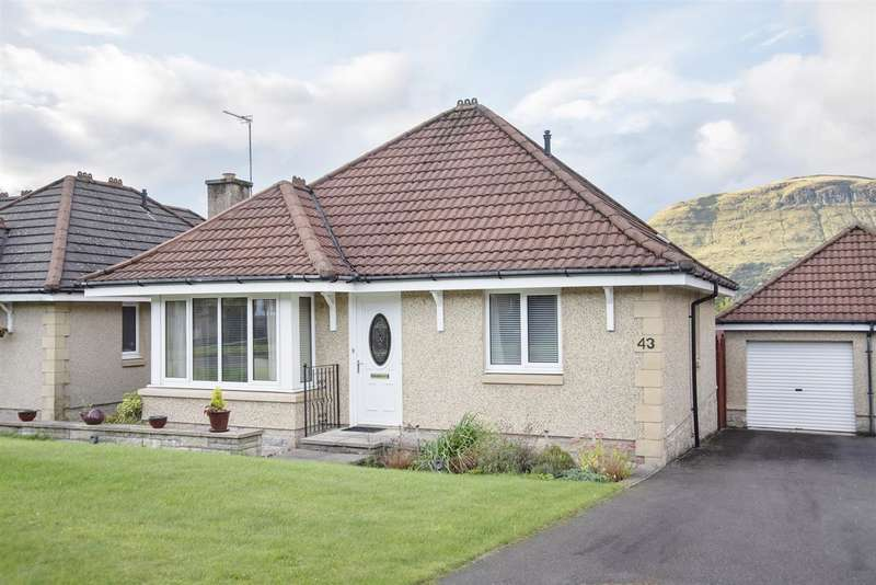 3 Bedrooms Bungalow for sale in Keirfold Avenue, Tullibody