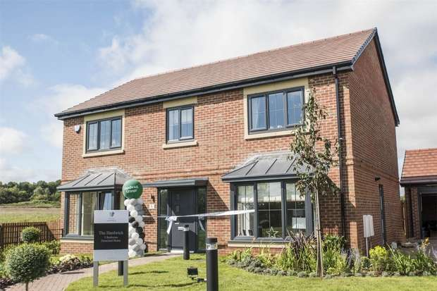 5 Bedrooms Detached House for sale in **THE HARDWICK - STAR PLOT WITH EXTRAS**, Salters Lane, Sedgefield, Durham