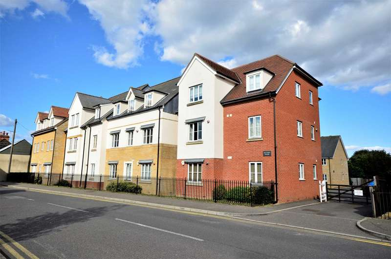 2 Bedrooms Apartment Flat for sale in Rectory House, Chapel Street