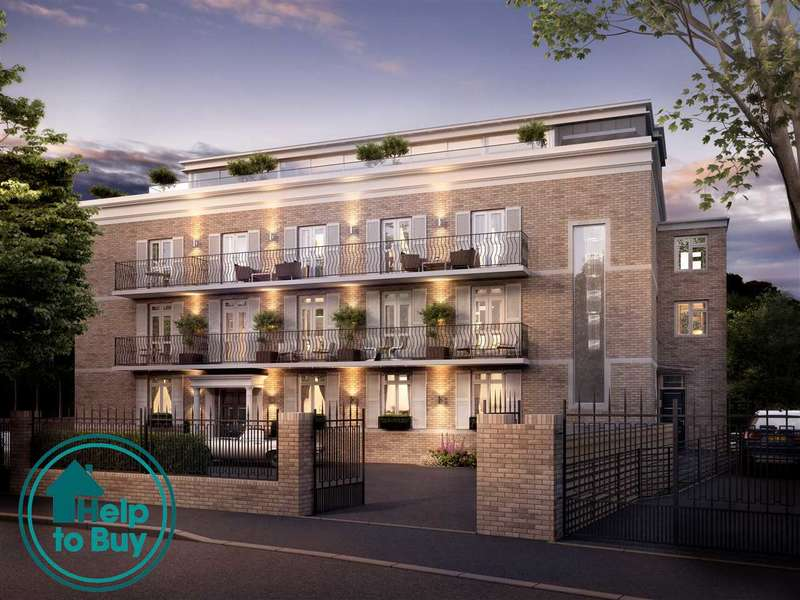 3 Bedrooms Apartment Flat for sale in Flat 17 Dudley House, Isleworth