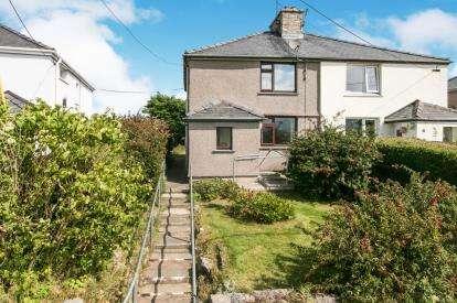 3 Bedrooms Semi Detached House for sale in Meifod, Henllan, Denbigh, Denbighshire, LL16