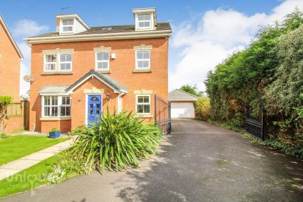 5 Bedrooms Detached House for sale in The Stables, Thornton-Cleveleys, FY5