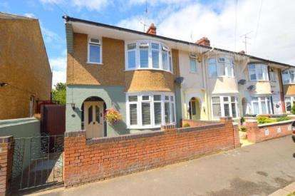 4 Bedrooms End Of Terrace House for sale in Nunnery Lane, Luton, Bedfordshire
