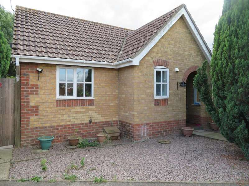 2 Bedrooms Detached Bungalow for sale in Malt Drive, Wisbech, Wisbech, Cambs, PE14 0ST