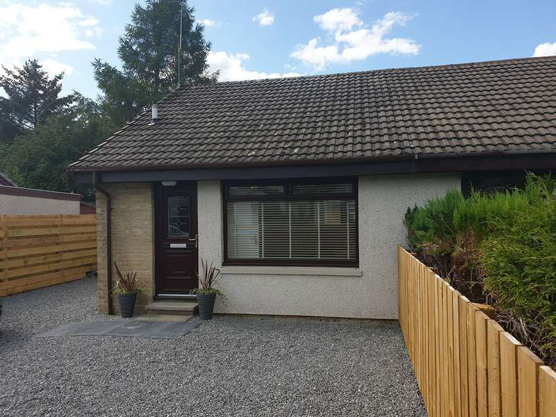1 Bedroom Semi Detached House for sale in Callart Road, Aviemore, PH22 1SR