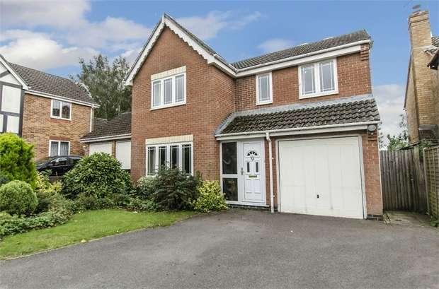 5 Bedrooms Detached House for sale in Pavilion Close, Fair Oak, EASTLEIGH, Hampshire