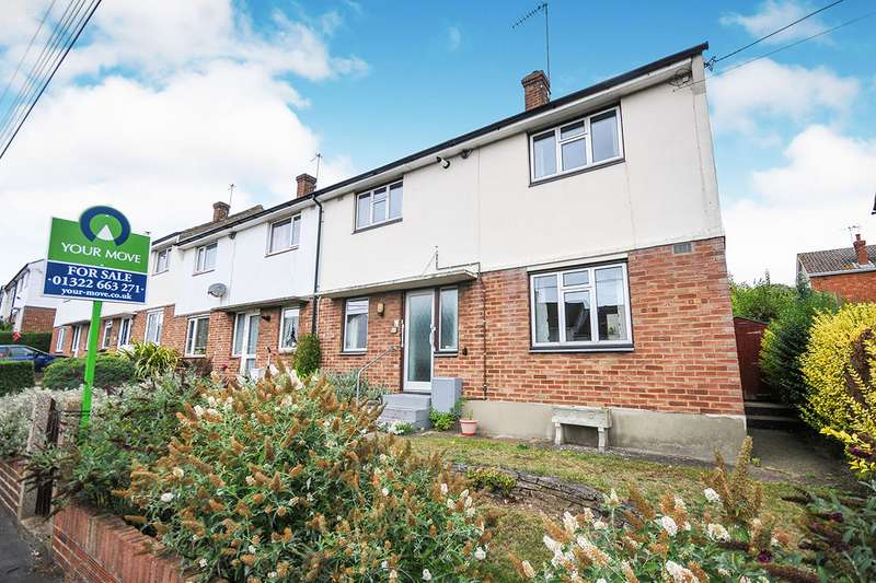 2 Bedrooms House for sale in Fens Way, Swanley, Kent, BR8