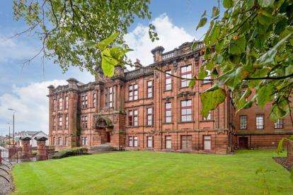1 Bedroom Flat for sale in Academy Apartments, Elmbank Avenue