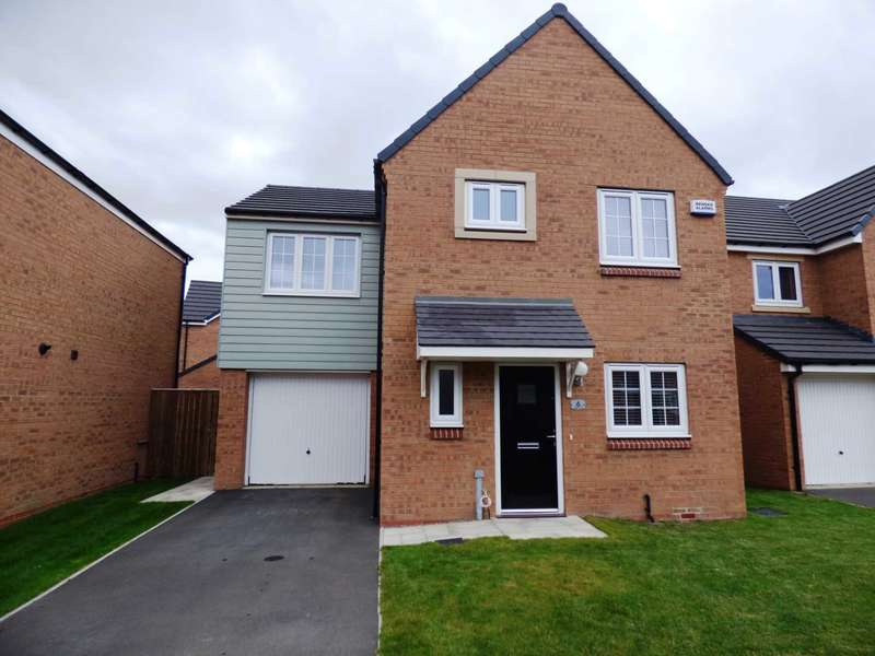 3 Bedrooms Detached House for sale in Storr Close, Redcar