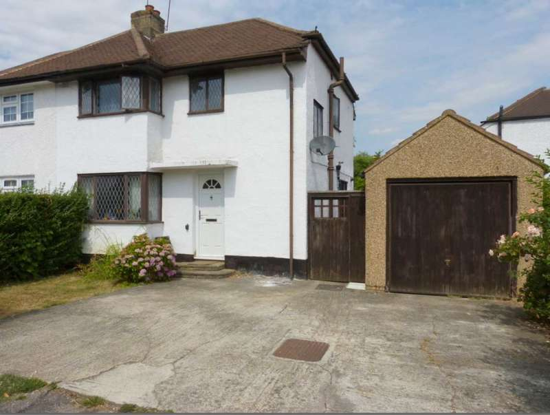3 Bedrooms Semi Detached House for sale in Mildred Avenue, Borehamwood
