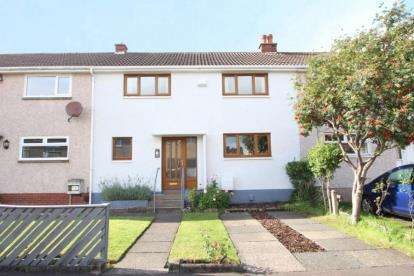 3 Bedrooms Terraced House for sale in George Terrace, Irvine, North Ayrshire