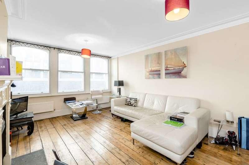 1 Bedroom Flat for rent in Rosebery Avenue, Clerkenwell, EC1R