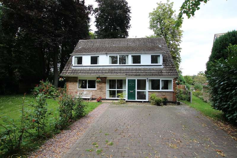 4 Bedrooms Detached House for sale in Cloister Walk, Whittington, Lichfield, WS14