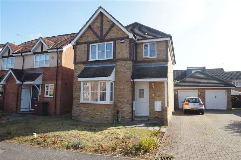 3 Bedrooms Detached House for sale in Earls Lane, Cippenham, Slough