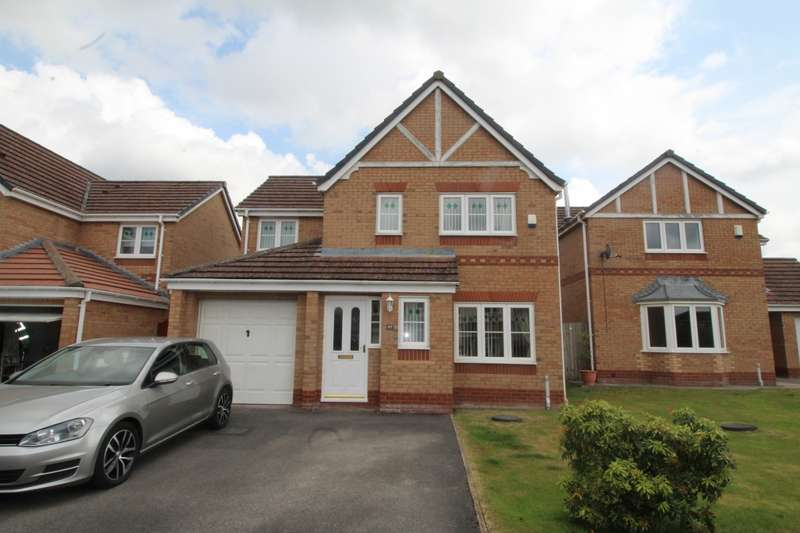 4 Bedrooms Detached House for sale in Pennington Drive, Carlisle, CA3
