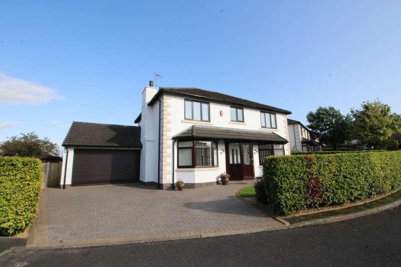 4 Bedrooms Detached House for sale in Oaks Lane, Kirkbampton, Carlisle, CA5