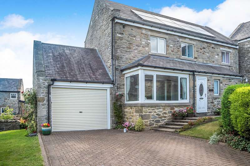 3 Bedrooms Detached House for sale in High Mickley, Stocksfield, Northumberland, NE43