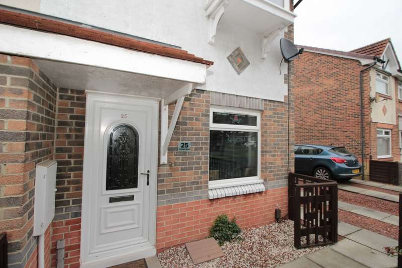 2 Bedrooms Semi Detached House for sale in College Road, Middlesbrough, Cleveland, TS3