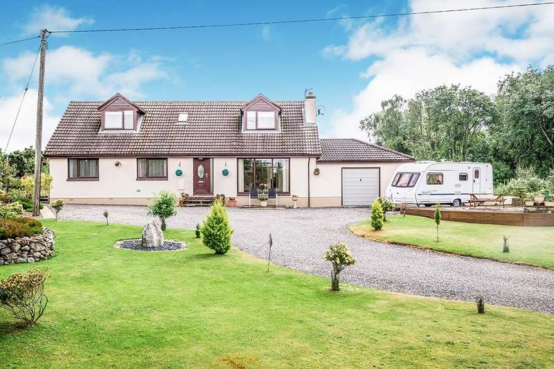 5 Bedrooms Detached House for sale in Drynie Park, Muir Of Ord, IV6