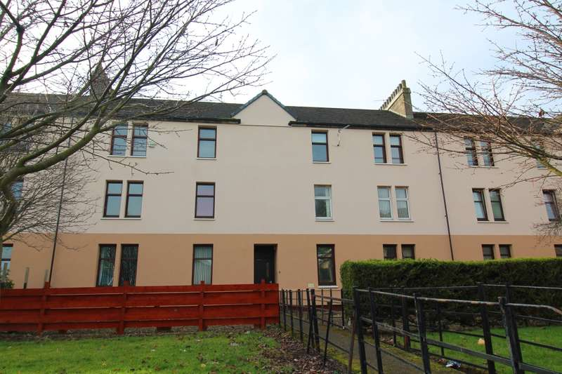 3 Bedrooms Apartment Flat for sale in Moncur Crescent, Dundee, DD3
