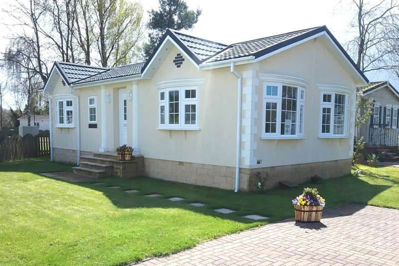 2 Bedrooms Detached Bungalow for sale in Beechtree Park, Denny, Stirlingshire, FK6