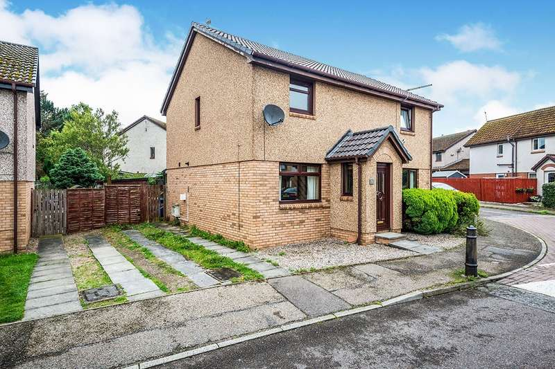 3 Bedrooms Semi Detached House for sale in Drainie Way, Lossiemouth, Morayshire, IV31