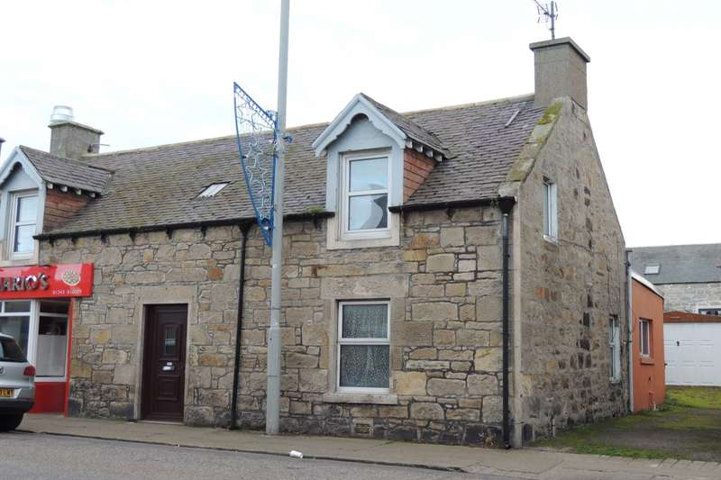 3 Bedrooms House for sale in Queen Street, Lossiemouth, Morayshire, IV31