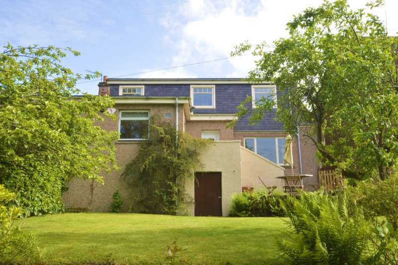 3 Bedrooms Semi Detached House for sale in Wellbank, Strathmiglo, Cupar, Fife, KY14