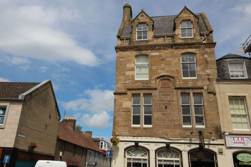 2 Bedrooms Flat for sale in 2 Ladywynd, Cupar, KY15