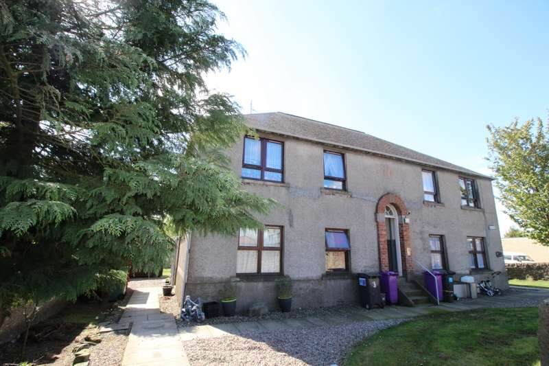 2 Bedrooms Apartment Flat for sale in Hillview, Brechin, Angus, DD9