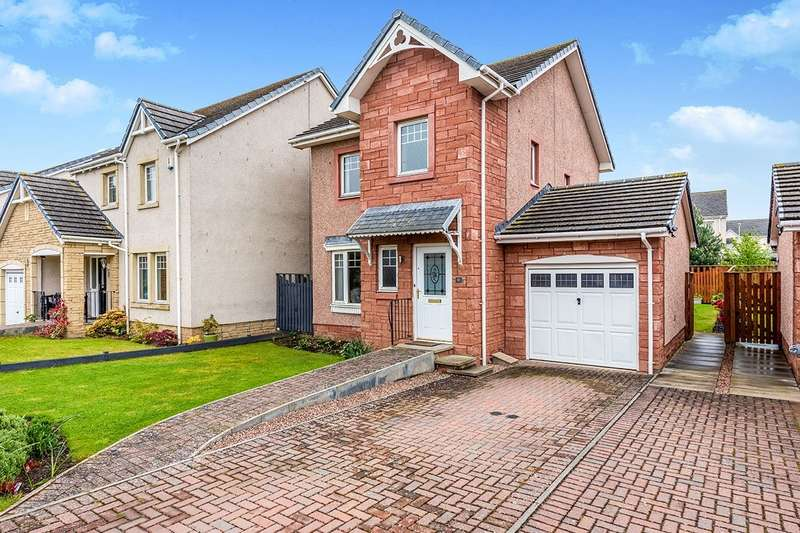 3 Bedrooms Detached House for sale in Osprey Road, Montrose, Angus, DD10