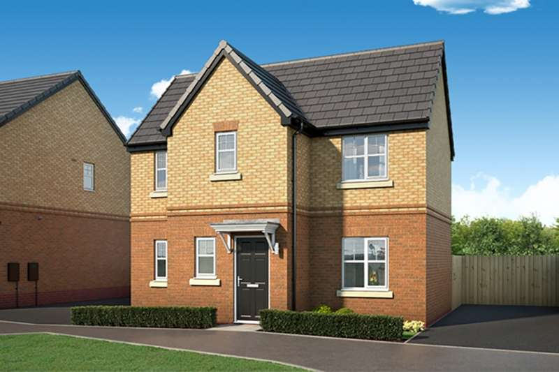 3 Bedrooms Detached House for sale in Whalleys Road, Skelmersdale, Lancashire, WN8