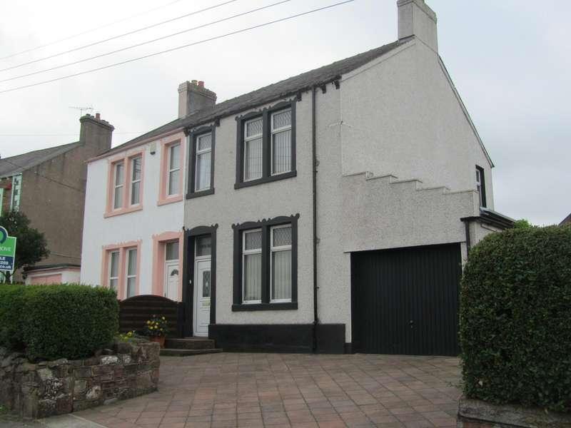 4 Bedrooms Semi Detached House for sale in Main Road, Workington, High Harrington, CA14