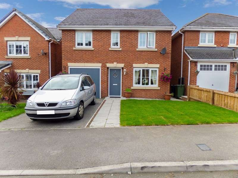 4 Bedrooms Property for sale in Winford Grove, Wingate, Wingate, Durham, TS28 5DU