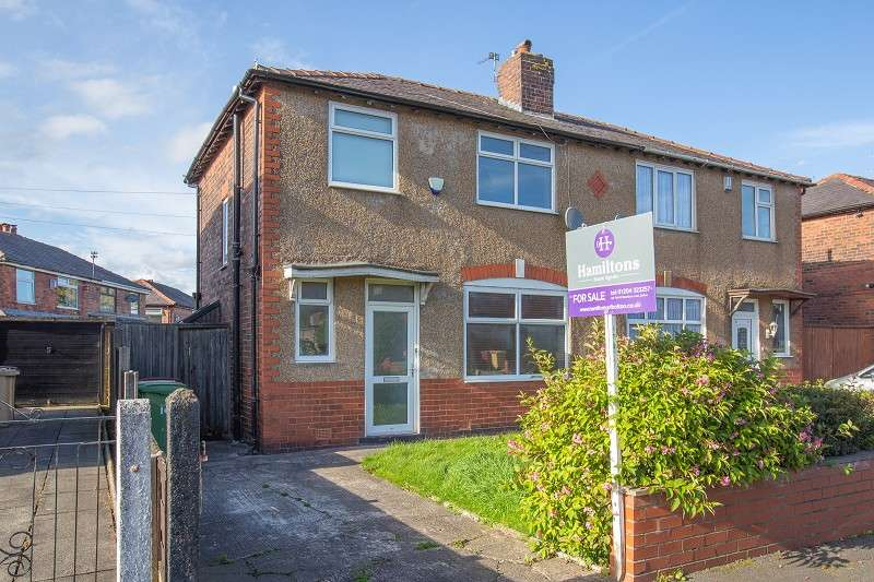 3 Bedrooms Semi Detached House for sale in Longfield Road, Bolton, Greater Manchester. BL3 3SN