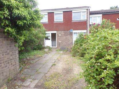 4 Bedrooms Terraced House for sale in Atholl Walk, Bedford, Bedfordshire