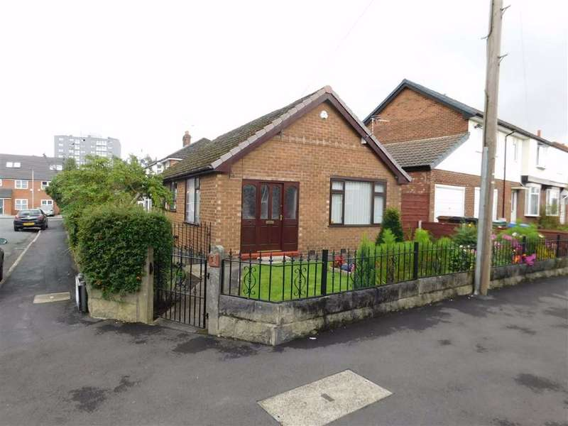 2 Bedrooms Detached Bungalow for sale in Forbes Road, Offerton, Stockport