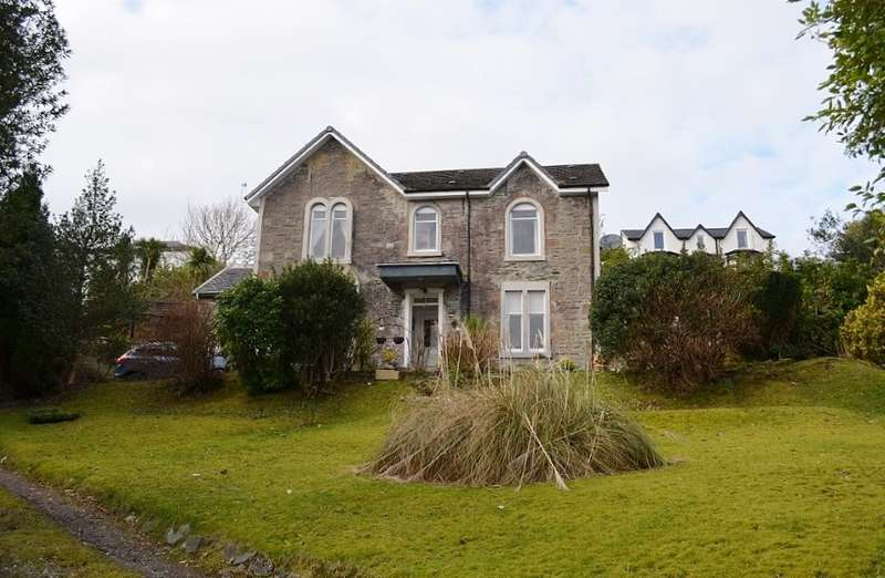 2 Bedrooms Flat for sale in 14, Newton Road, Innellan, Dunoon, Argyll And Bute
