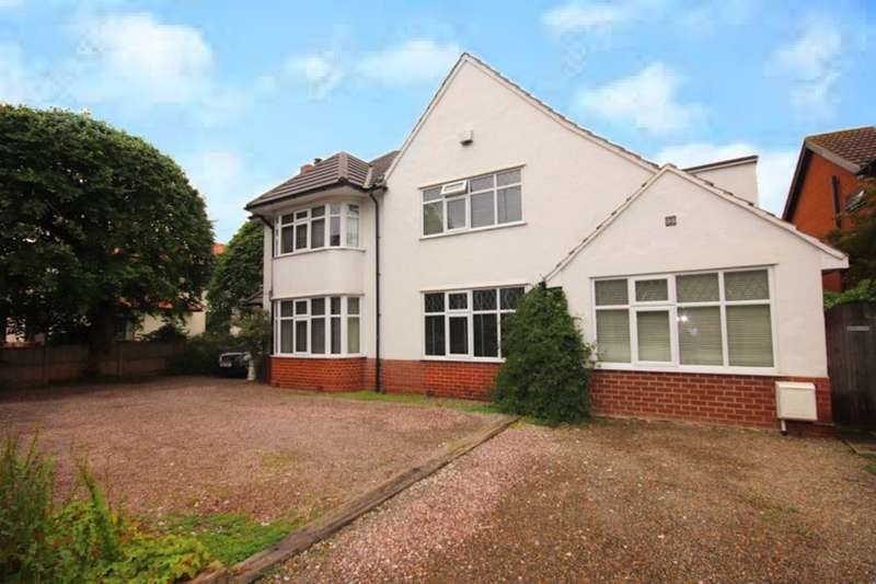 5 Bedrooms Detached House for sale in Audlem Road, Nantwich, CW5