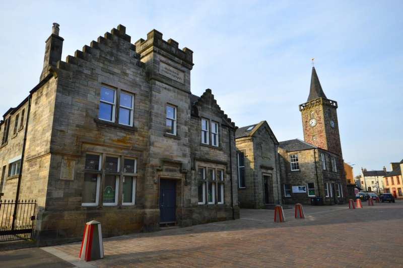 2 Bedrooms House for sale in High Street, Kinross, KY13