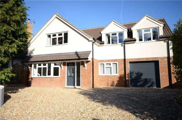 5 Bedrooms Detached House for sale in Broom Acres, Sandhurst, Berkshire