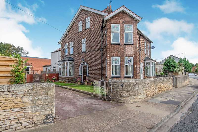 4 Bedrooms Semi Detached House for sale in Jossey Lane, Bentley, Doncaster, South Yorkshire, DN5