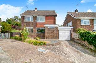 4 Bedrooms Detached House for sale in Andrews Close, Robertsbridge, East Sussex, .
