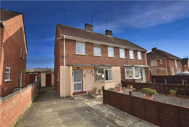 3 Bedrooms Semi Detached House for sale in Mendip Road, Cheltenham, Glos, GL52 5DR