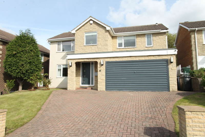 4 Bedrooms Detached House for sale in Wharfedale Road, Pogmoor, Barnsley, S75 2LJ