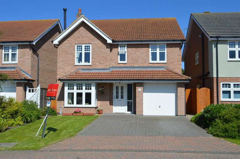 4 Bedrooms Detached House for sale in Rawson Way, Hornsea